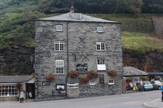Boscastle, UK: Cobweb Inn