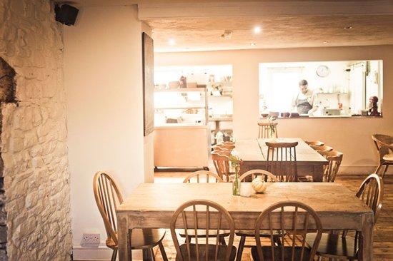 Cowbridge, UK: The Open Kitchen