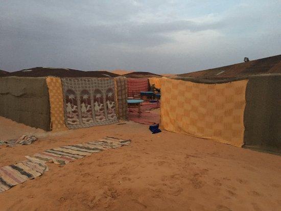 Kasbah Le: Le désert marocain avec son charme