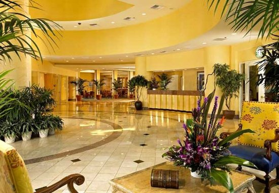 Anaheim Marriott Suites: Lobby