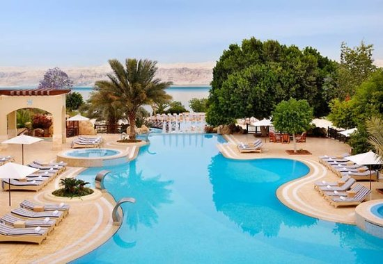 Jordan Valley Marriott Resort & Spa: Outdoor Pool