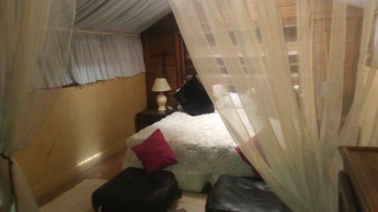 Riad des Arts: Chambre deluxe avec vue sur la terrasse