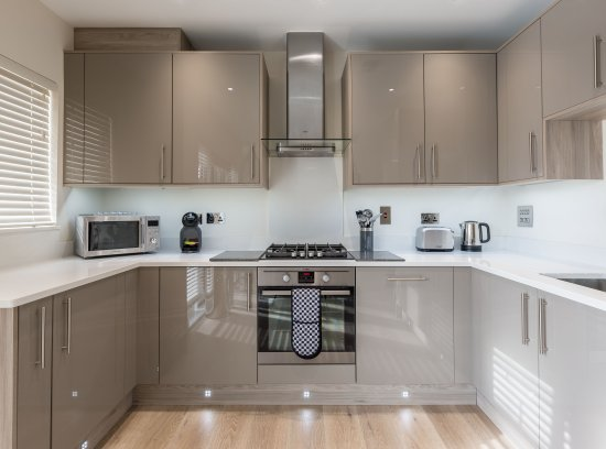 Windsor and Maidenhead, UK: Kitchen