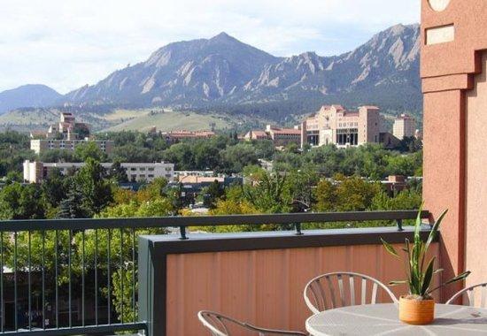 Boulder Marriott: Caribou Balcony