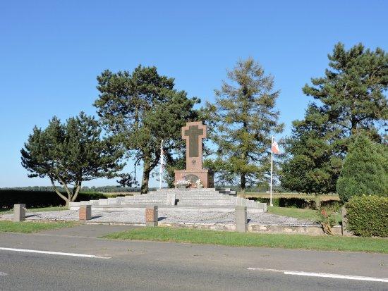 Memorial aux Volontaires Polonais