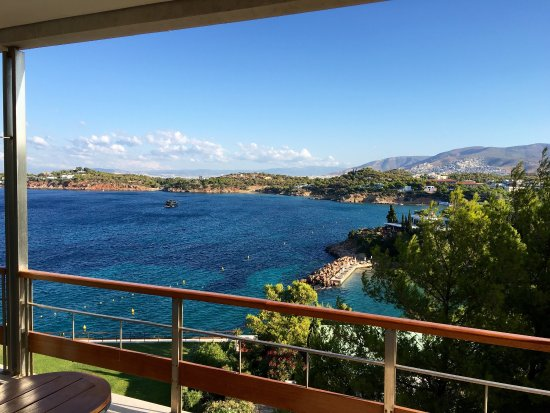 Arion, a Luxury Collection Resort & Spa: Amazing views from our 2nd floor corner suite