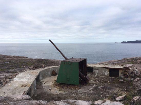 Artillery Battery of Coastal Command № 199