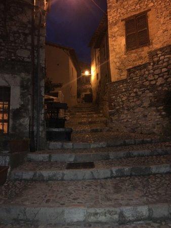 Labro, Italië: Atmosfera unica
