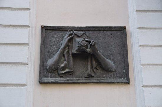 Bas-relief Photographer