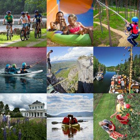 Tourist Information in Bø: Velkommen til Bø og Midt-Telemark