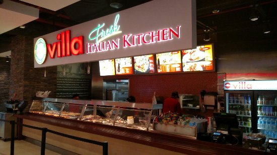 Villa Italian Kitchen Miami 2100 NW 42nd Avenue Restaurant