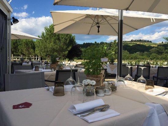 Montespertoli, Italia: Esterno RiBaLTa