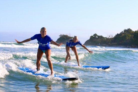 Lets Go Surfing Byron Bay: Surfing Byron