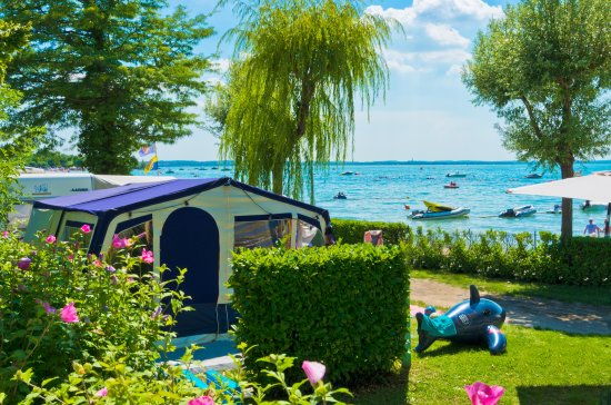 Camping Du Parc: Piazzola