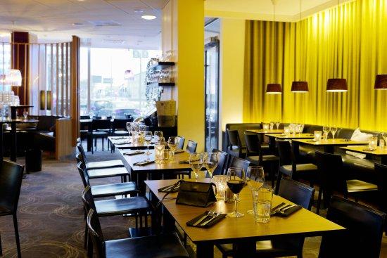 Scandic Hotel Opalen : Restaurant