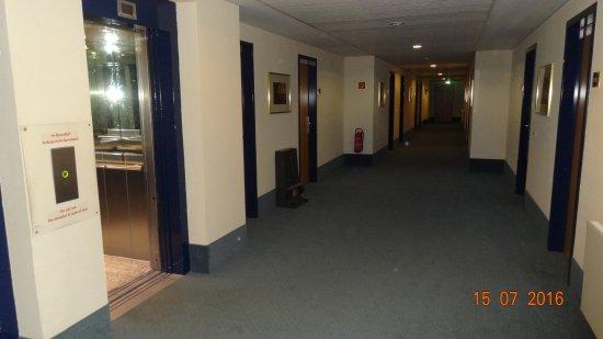 Seehotel Binz Therme Rugen: Flur