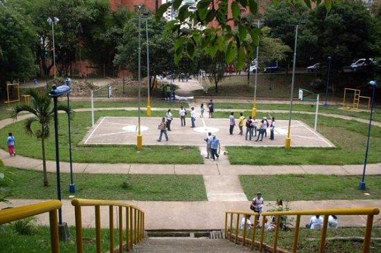 Parque de los Leones