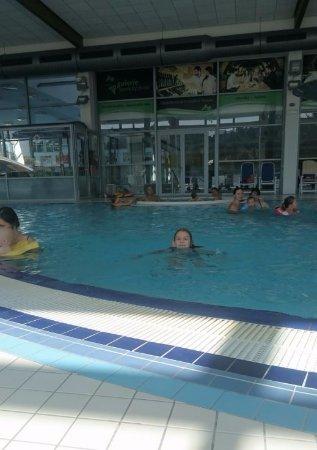 Uherske Hradiste, Repubblica Ceca: Vnitrni zabavni bazen