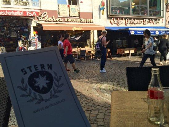 Stern Kaffee Frankfurt