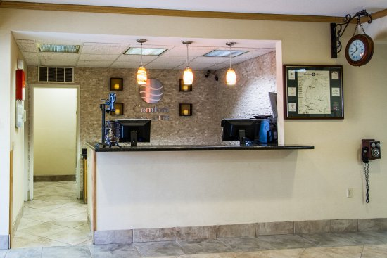 Comfort Inn & Suites : Interior