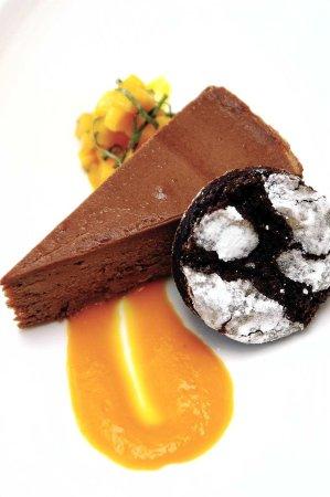 كونراد ميامي: Chocolate Cheesecake