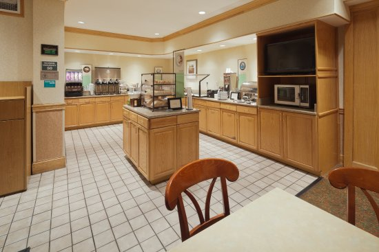 Country Inn & Suites By Carlson, Columbus Airport East: Breakfast Area