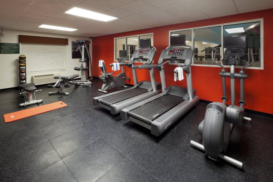 Country Inn & Suites By Carlson, Columbus Airport East: Fitness Room