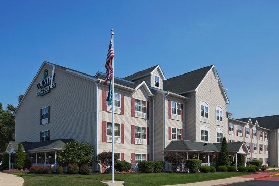 Country Inn & Suites By Carlson, Columbus Airport East: Hotel Exterior