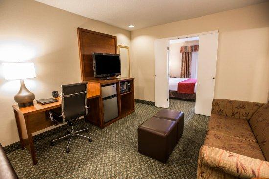 Comfort Suites Oakbrook Terrace: ILSnke