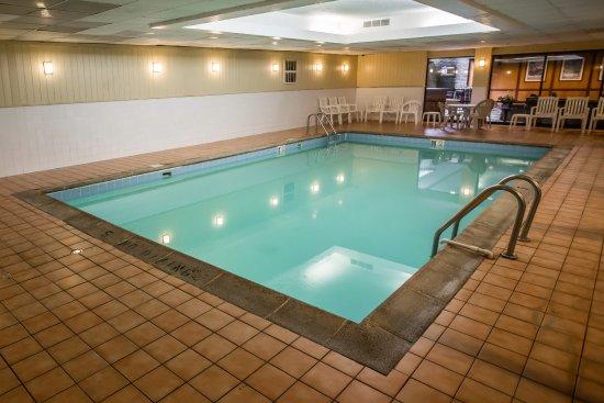 Comfort Suites Oakbrook Terrace: ILpool