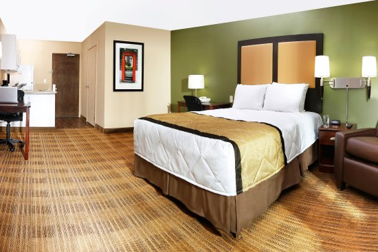 extended stay america kansas city south updated 2018. Black Bedroom Furniture Sets. Home Design Ideas