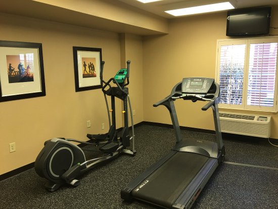 Extended Stay America - Kansas City - Overland Park - Metcalf: On-Site Fitness Facility