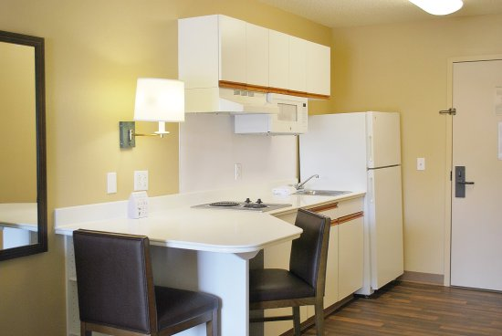 Extended Stay America - Kansas City - Overland Park - Nall Ave: Fully Equipped Kitchens
