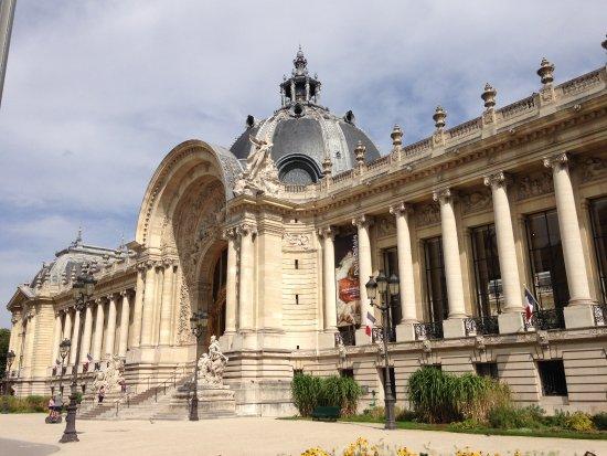 Foto de petit palais city of paris fine art museum par s petit palais par - Des petits hauts paris ...