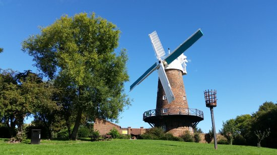 ‪Green's Windmill‬