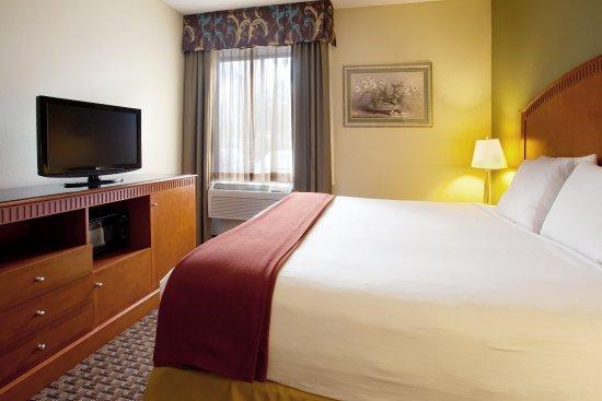Belmont, Carolina del Norte: King Bed Standard Room