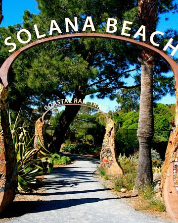 Solana Beach Rail Trail