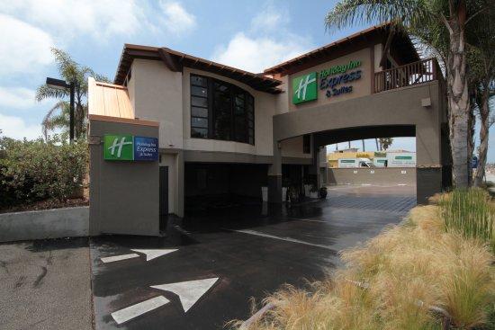 Solana Beach, CA: Hotel Exterior