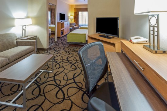 Holiday Inn Express Henderson: Suite