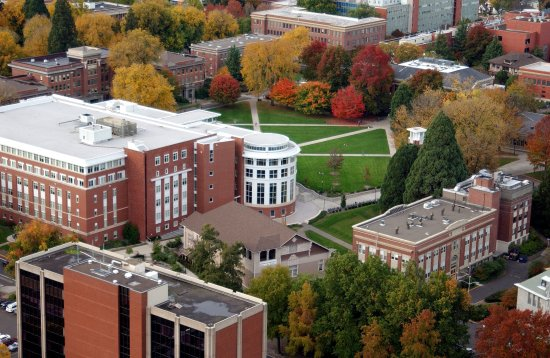 Albany, Oregón: Great location for visiting students at Oregon State University