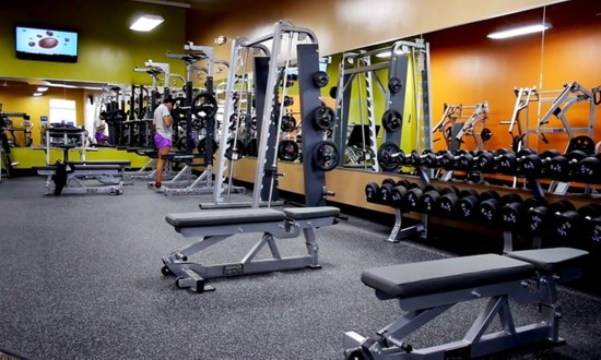 Albany, OR: We care about your workout routine! Free passes to Anytime Fitness