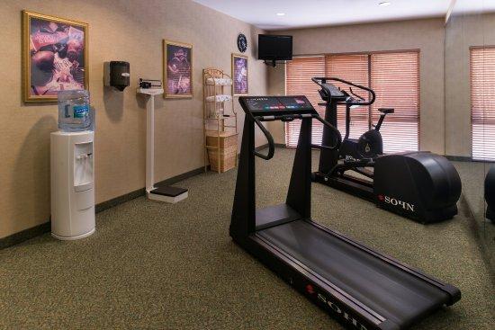 Holiday Inn Express Hotel & Suites - Veteran's Expressway: Fitness Center