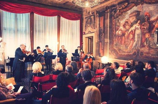 Venice Music Gourmet