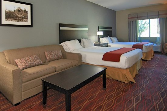 Holiday Inn Express & Suites Austin - Sunset Valley: Double Bed Guest Room