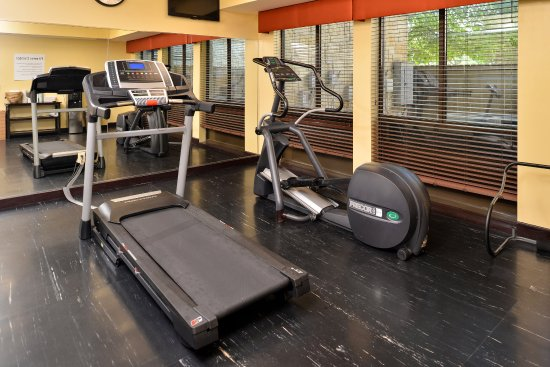 Holiday Inn Express & Suites Austin - Sunset Valley: Fitness Center