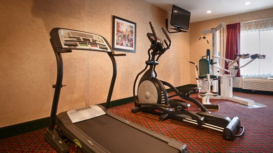 BEST WESTERN PLUS Howe Inn : Exercise Room
