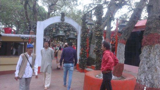 Bhowali, Indie: Golu Devta Temple