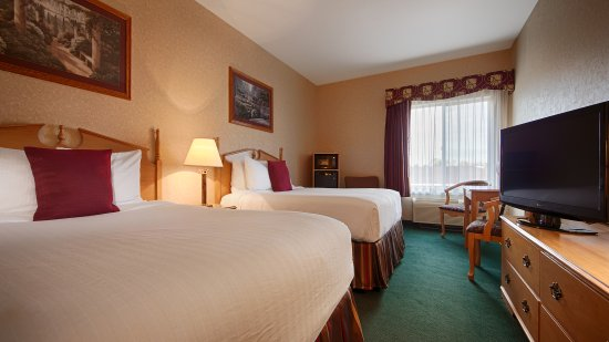 Best Western Plus Howe Inn: Queen Guest Room