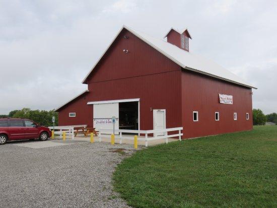 Κάνσας: Barn at Killcreek,KS