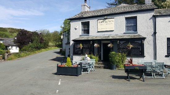The Crown Country Inn: Gorgeous pub